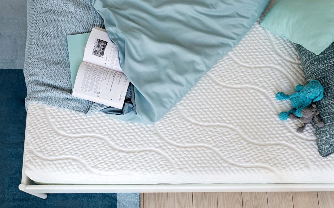 Kto powinien wybrać do spania twardy materac SleepMed Hybrid Comfort Plus?